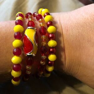 Handmade by Muah Memory Bracelet